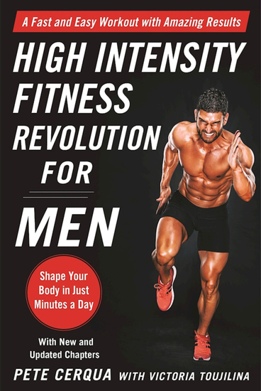 High Intensity Fitness Revolution for Men - A Fast and Easy Workout with Amazing Results - cover