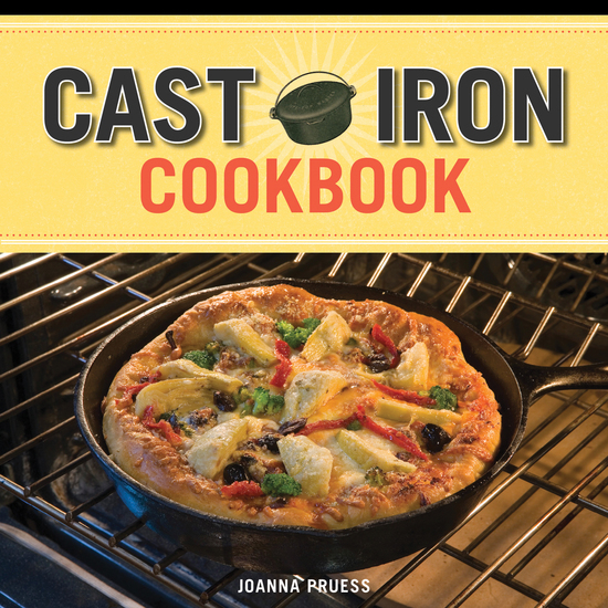 Cast Iron Cookbook - cover