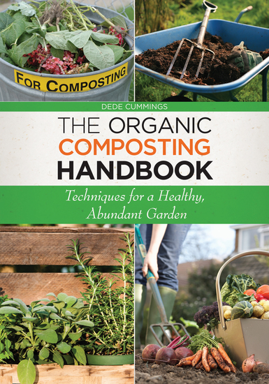 The Organic Composting Handbook - Techniques for a Healthy Abundant Garden - cover