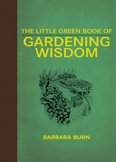 The Little Green Book of Gardening Wisdom - cover