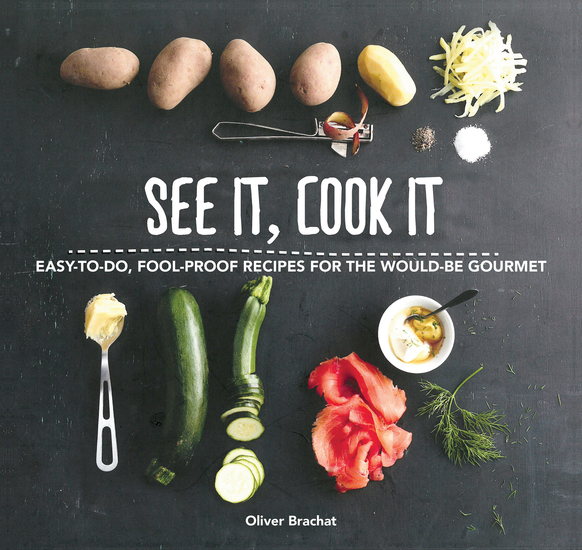See It Cook It - Easy-to-Do Fool-Proof Recipes for the Would-Be Gourmet - cover