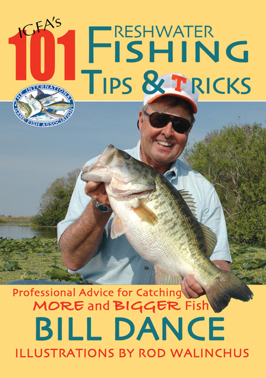 Igfa 39 s 101 freshwater fishing tips tricks read book online for Fishing tips and tricks