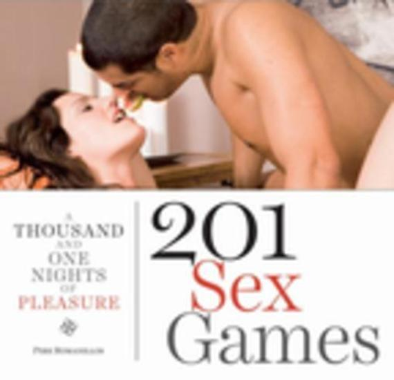 201 Sex Games - A Thousand and One Nights of Pleasure - cover
