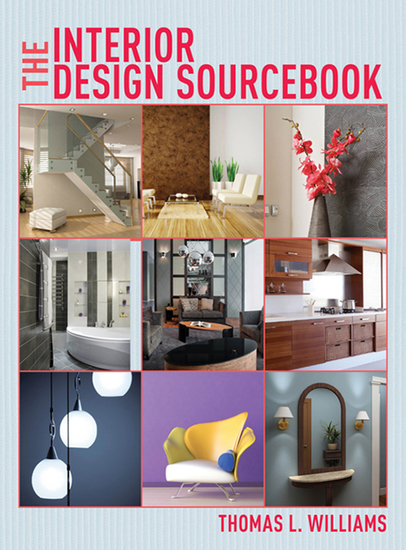 The Interior Design Sourcebook - cover