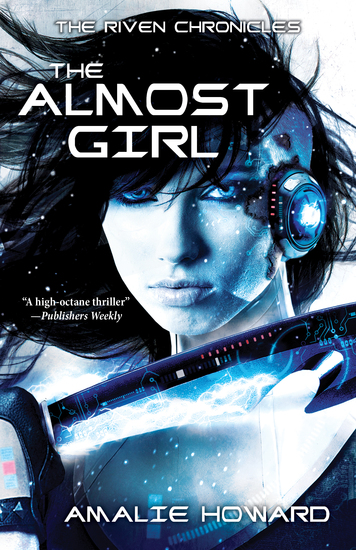 The Almost Girl - cover