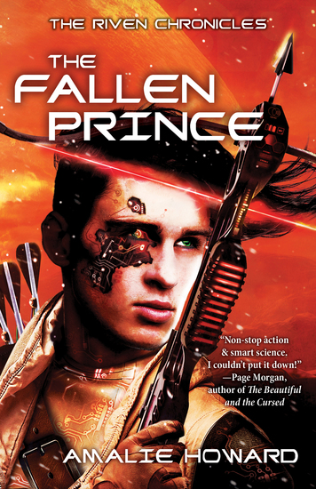 The Fallen Prince - cover