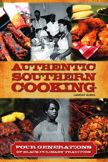 Authentic Southern Cooking - cover