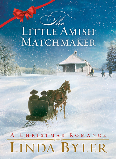 Little Amish Matchmaker - A Christmas Romance - cover