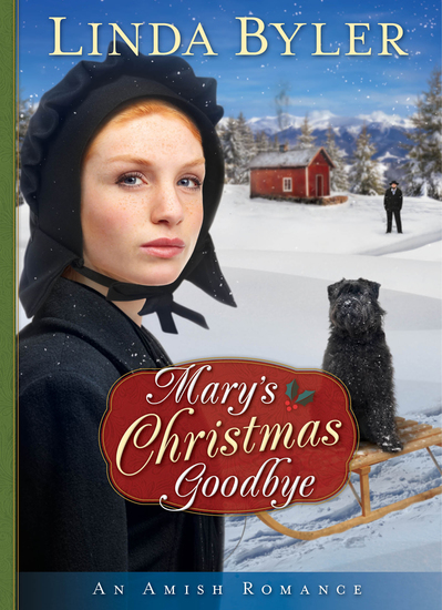 Mary's Christmas Goodbye - An Amish Romance - cover