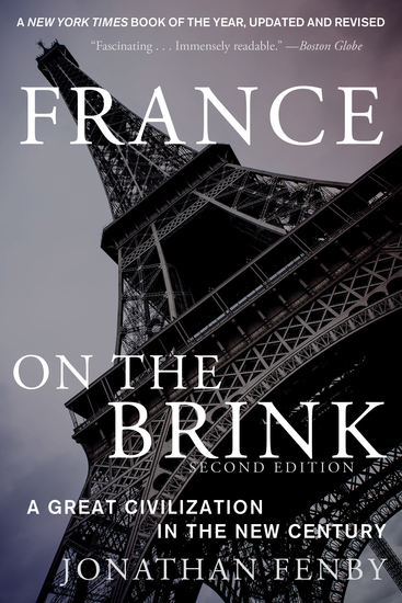 France on the Brink - A Great Civilization in the New Century - cover