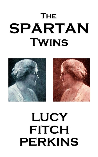 The Spartan Twins - cover