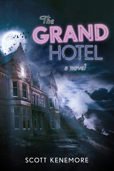 The Grand Hotel - A Novel - cover