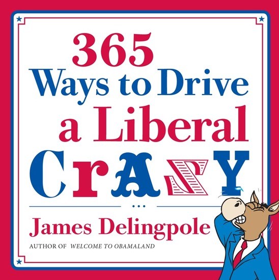 365 Ways to Drive a Liberal Crazy - cover