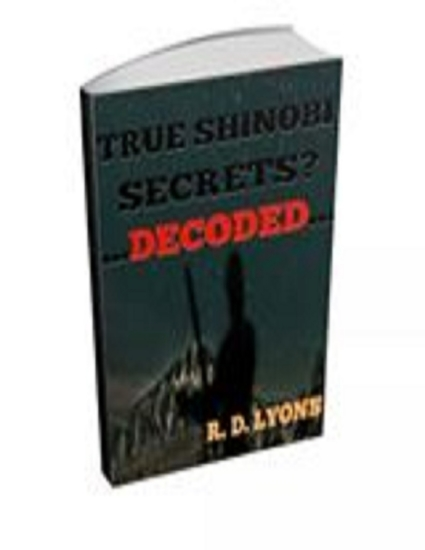 True Shinobi Secrets? Decoded! - cover