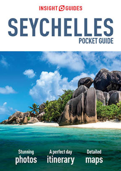 Insight Guides Pocket Seychelles (Travel Guide eBook) - cover
