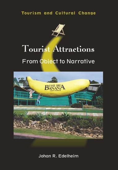 Tourist Attractions - From Object to Narrative - cover