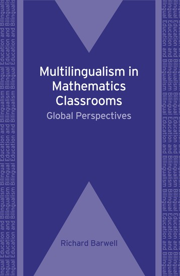 Multilingualism in Mathematics Classrooms - Global Perspectives - cover