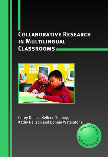 Collaborative Research in Multilingual Classrooms - cover