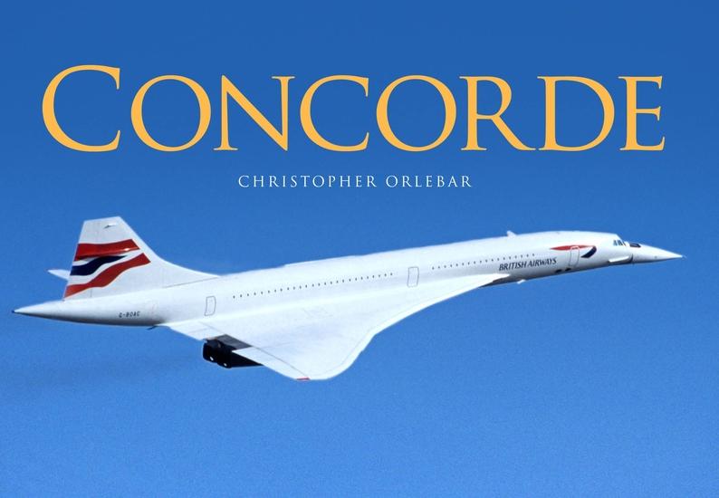 Concorde - cover