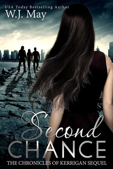 Second Chance - The Chronicles of Kerrigan Sequel #3 - cover