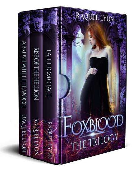 Foxblood: The Trilogy - cover