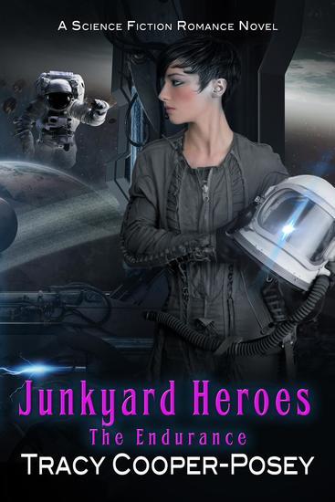 Junkyard Heroes - The Endurance #5 - cover