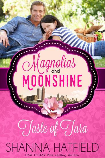 Taste of Tara - A Magnolias and Moonshine Novella #19 - cover