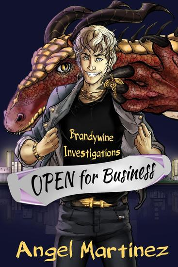 Brandywine Investigations: Open for Business - Brandywine #1 - cover
