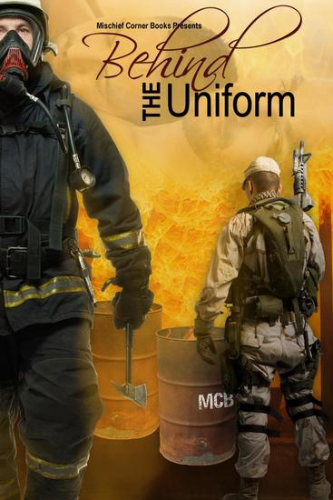 Behind the Uniform - Mischief Corner Collections #1 - cover
