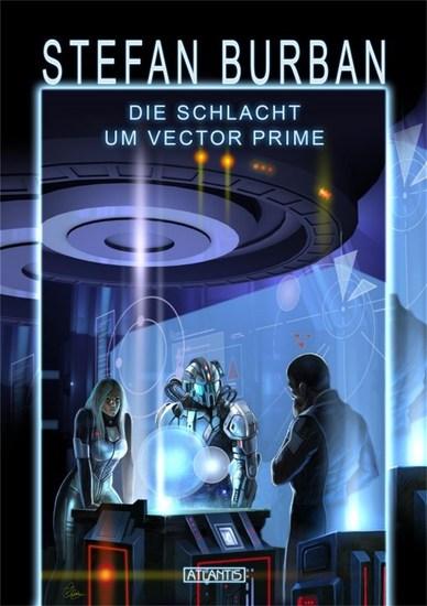 Das gefallene Imperium 2: Die Schlacht um Vector Prime - cover