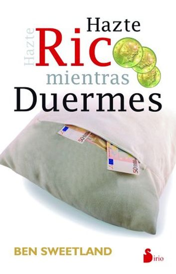 Hazte rico mientras duermes - cover
