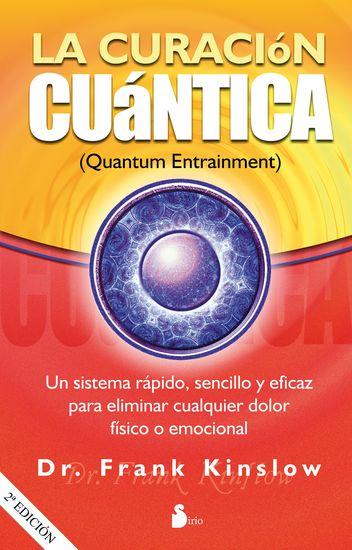 La curación cuántica - cover