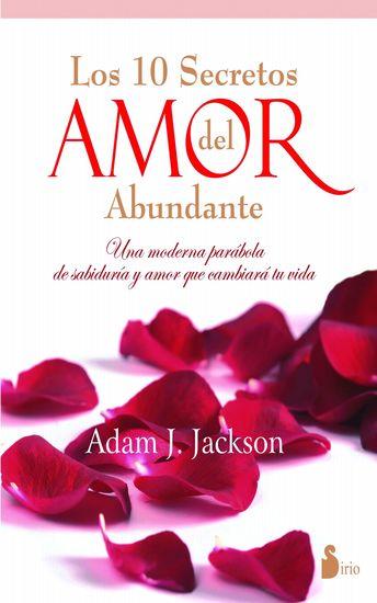 Diez secretos del amor abundante - cover