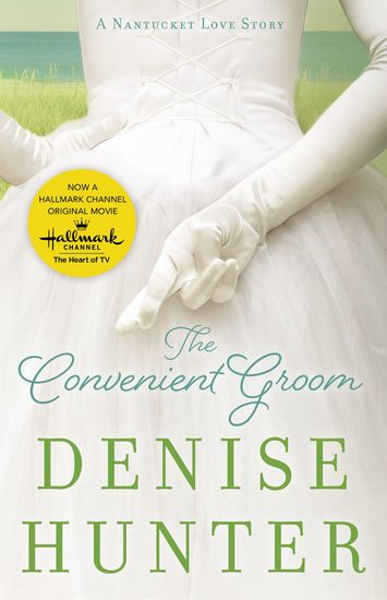 The Convenient Groom - A Nantucket Love Story - cover