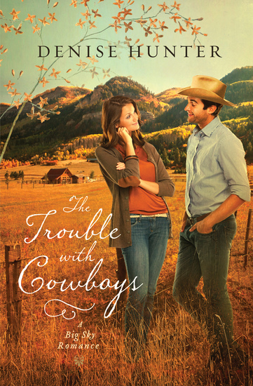 The Trouble with Cowboys - cover