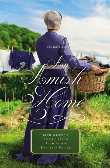 An Amish Home - Four Novellas - cover