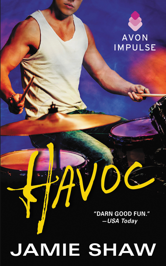 Havoc - Mayhem Series #4 - cover