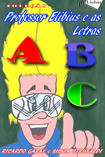 Professor Elibius e as Letras - cover