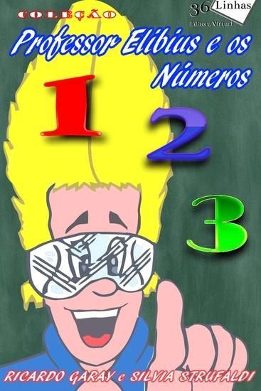 Professor Elibius e os números - cover