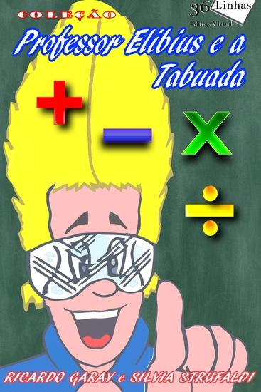 Professor Elibius e a Tabuada - cover