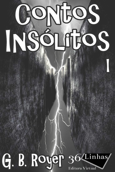 Contos Insólitos - volume 1 - cover