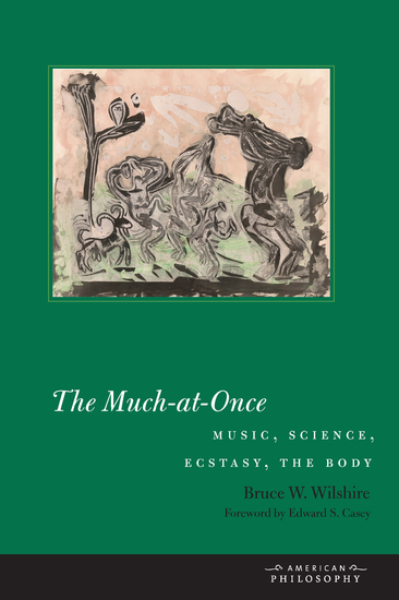 The Much-at-Once - Music Science Ecstasy the Body - cover