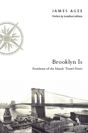 Brooklyn Is - Southeast of the Island: Travel Notes - cover