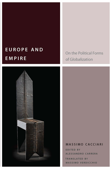 Europe and Empire - On the Political Forms of Globalization - cover