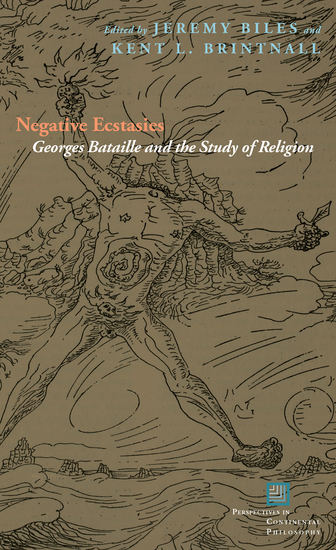 Negative Ecstasies - Georges Bataille and the Study of Religion - cover