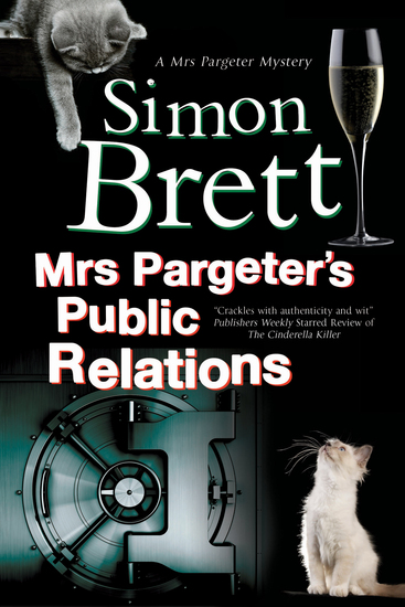 Mrs Pargeter's Public Relations - cover