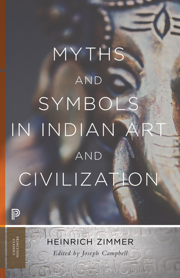 Myths and Symbols in Indian Art and Civilization - cover