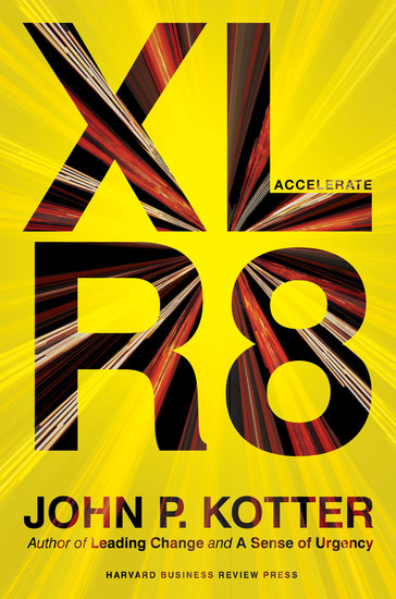 Accelerate - Building Strategic Agility for a Faster-Moving World - cover