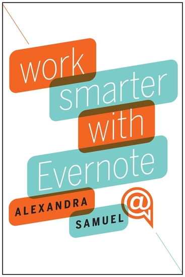 Work Smarter with Evernote - cover
