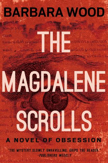 The Magdalene Scrolls - cover